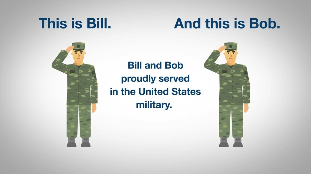 The BRAVE Act: Meet Bill & Bob