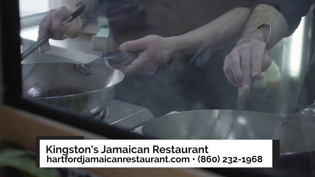 Jamaican Restaurant in Hartford CT, Kingston's Jamaican Restaurant