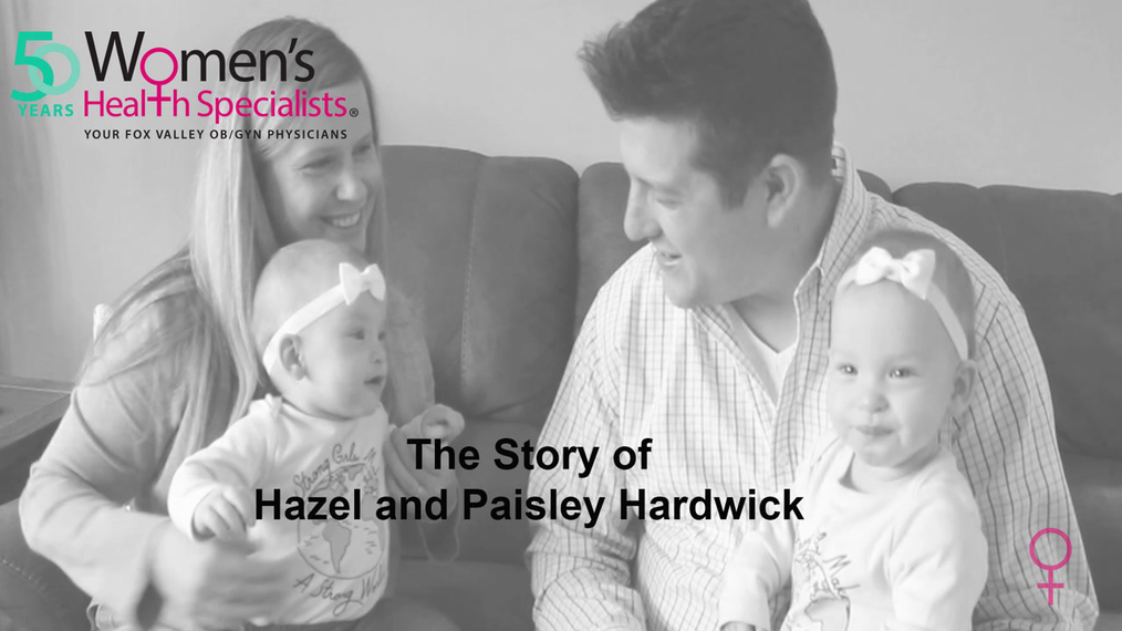 The Story of Hazel and Paisley Hardwick