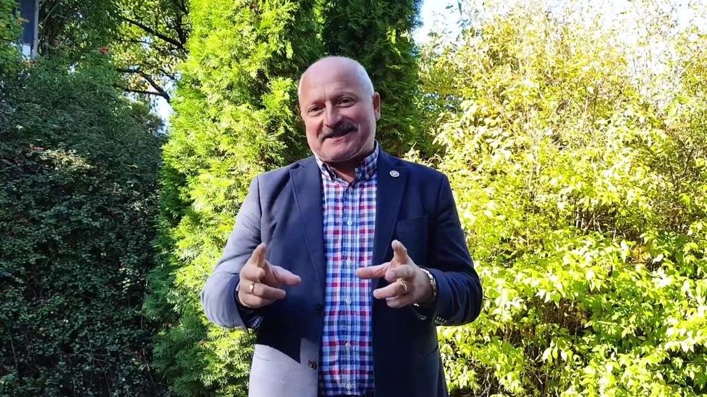 Video message from Hugo Olsen