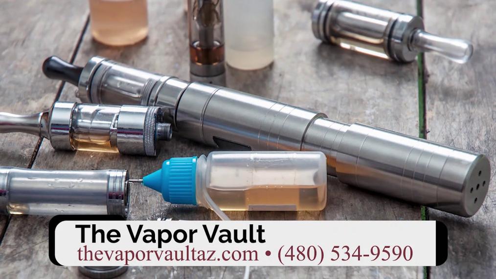 Vape Shop in El Mirage AZ, The Vapor Vault