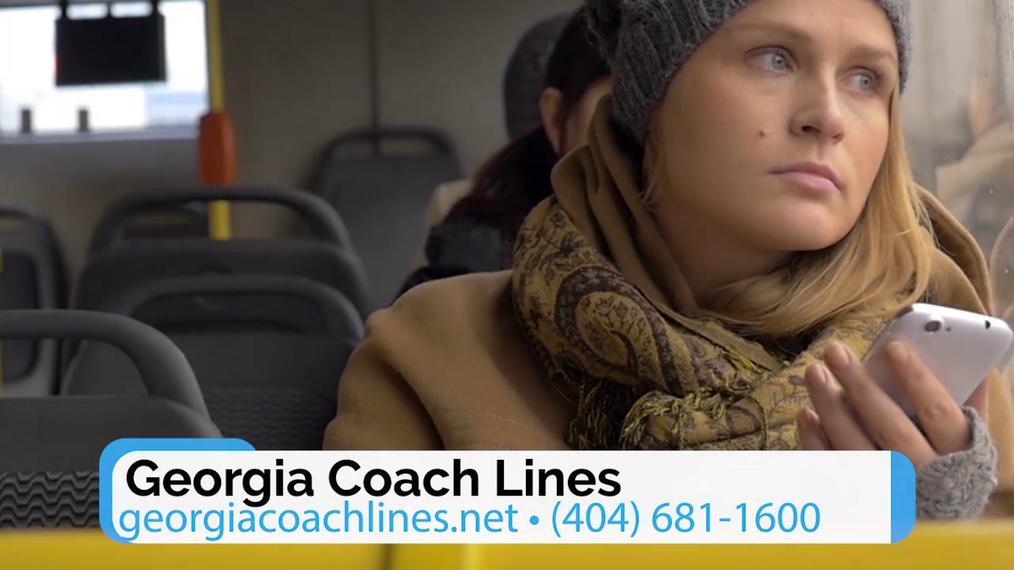 Bus Charter in Atlanta GA, Georgia Coach Lines