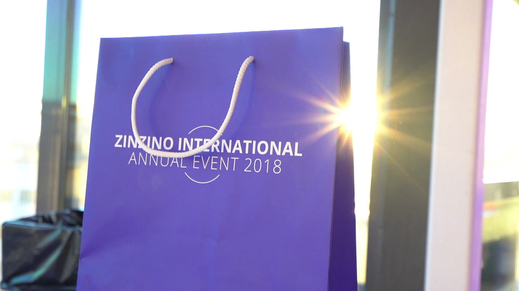 Zinzino International Annual Event 2018 - after-movie - 3 min