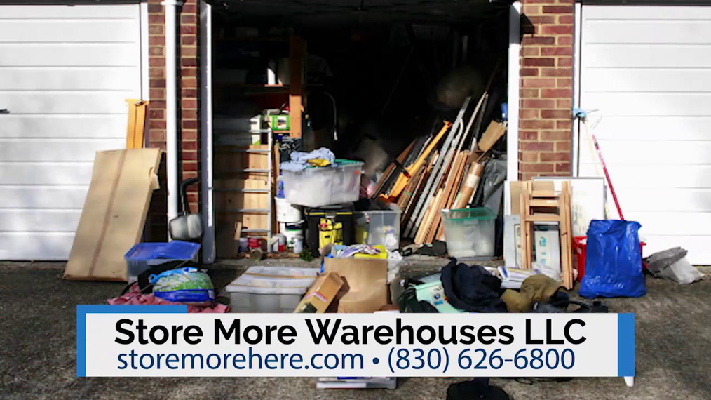 Storage in New Braunfels TX, Store More Warehouses LLC