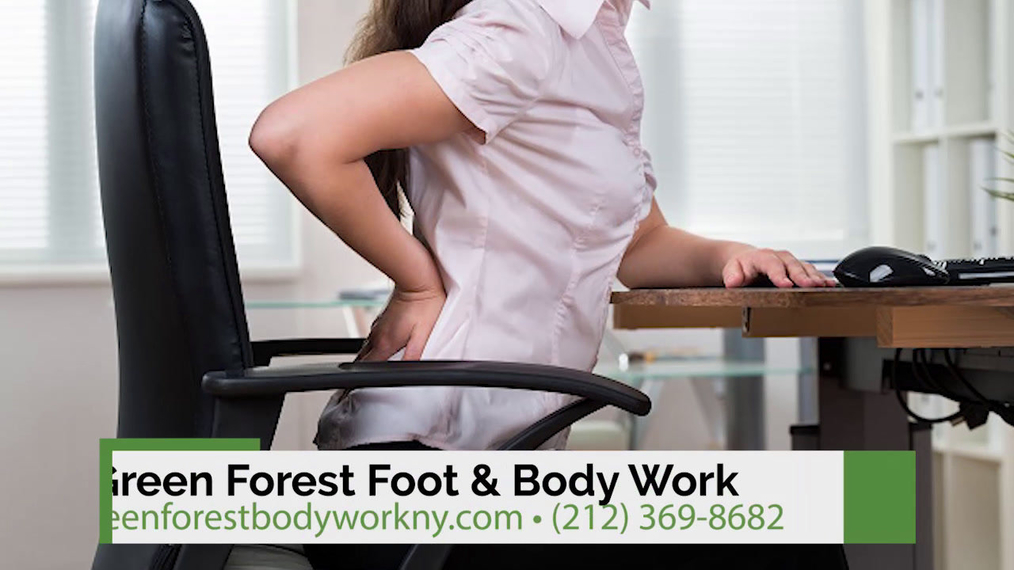 Deeptissue Massage in New York NY, Green Forest Foot & Body Work