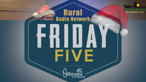 Dec 21 Friday Five - Final for KNEB