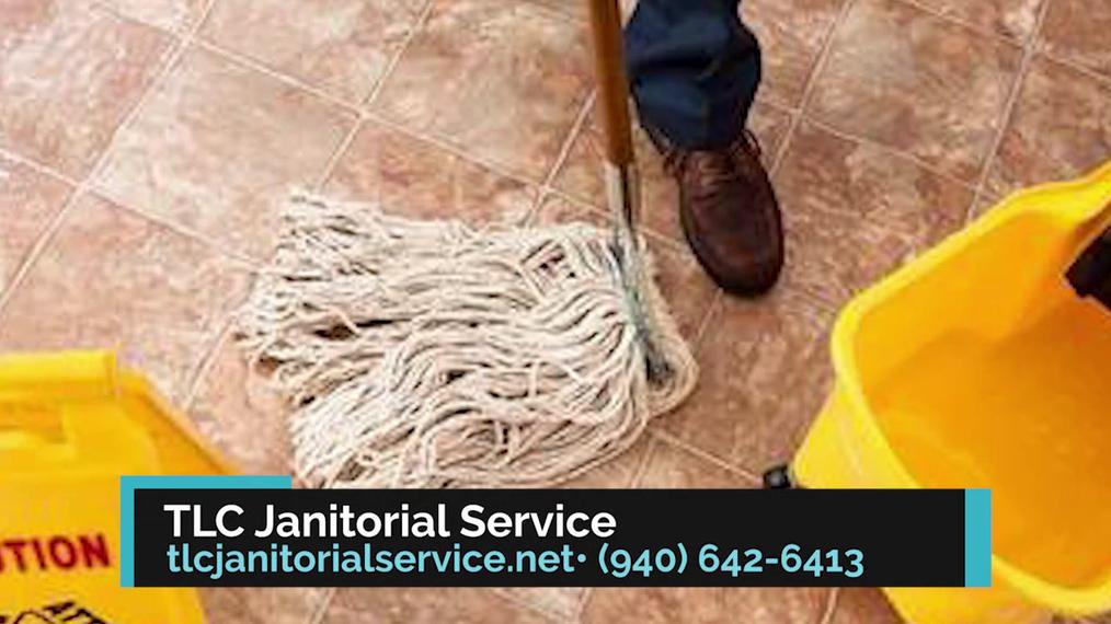 Janitorial Service in Wichita Falls TX, TLC Janitorial Service