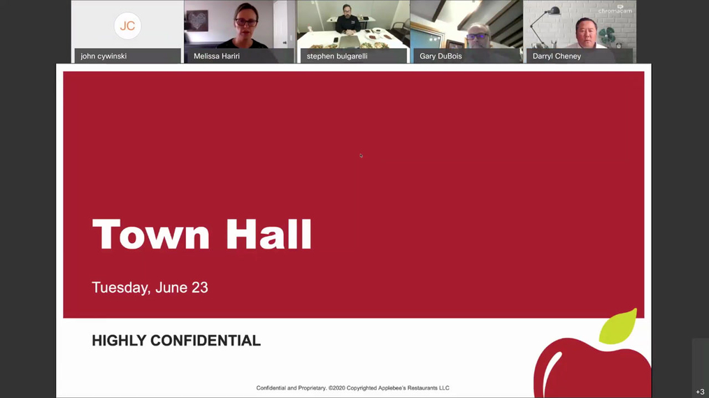 Town Hall June 23, 2020