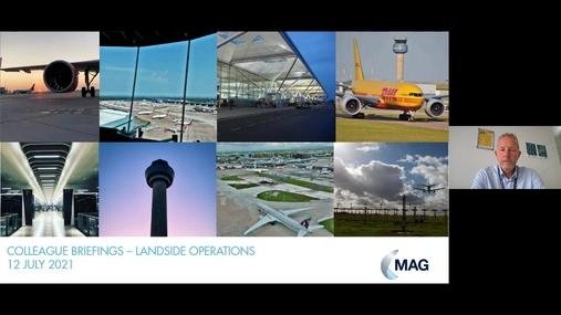 MAN Landside Q2 Briefing 13.07.21