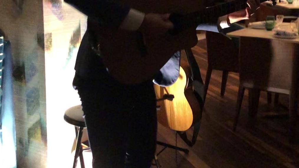 Spanish Guitarist R.A. (1)