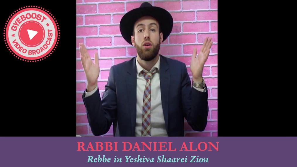 595 - Rabbi Daniel Alon - El Entrenamiento